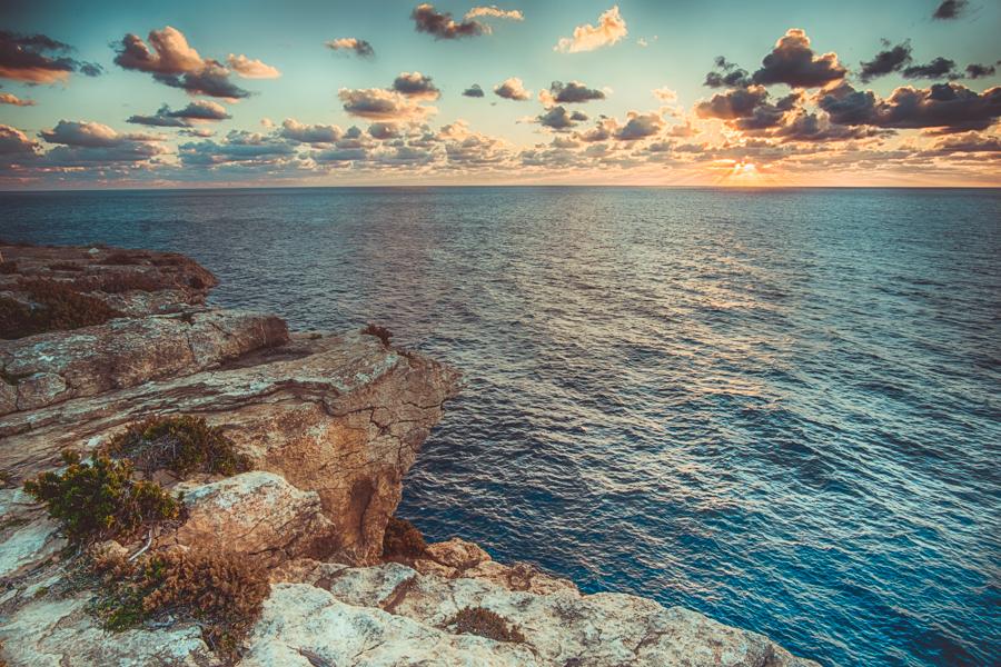 malta-sunset-sea