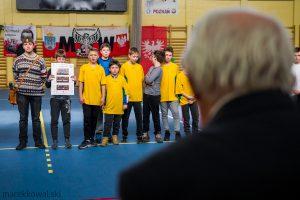Halowy Turniej ku czci Żołnierzy Wyklętych
